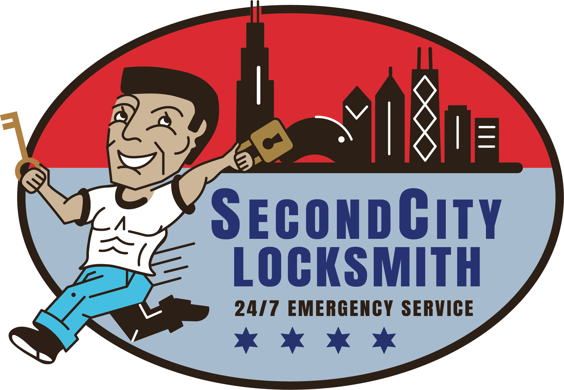 2NDCITY Locksmith Chicago, IL